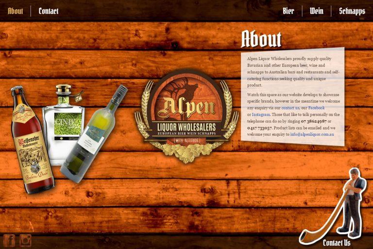 Alpen Liquor Wholesalers