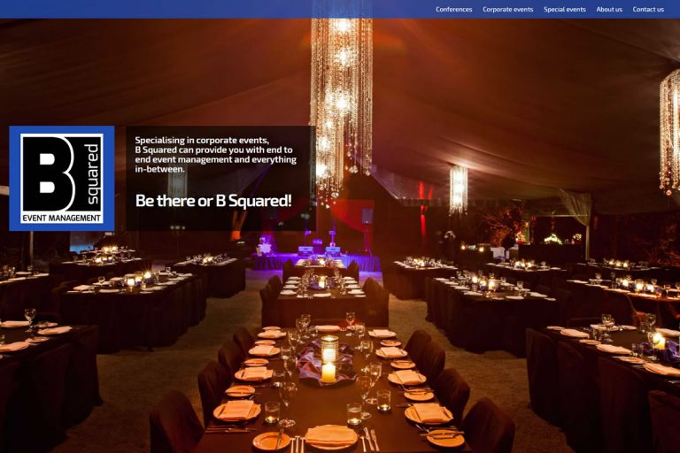 B Squared Events