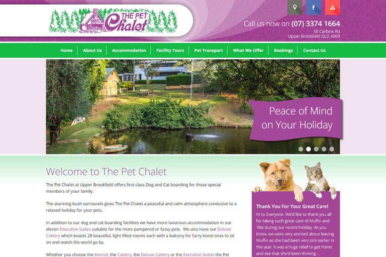 Pet Chalet