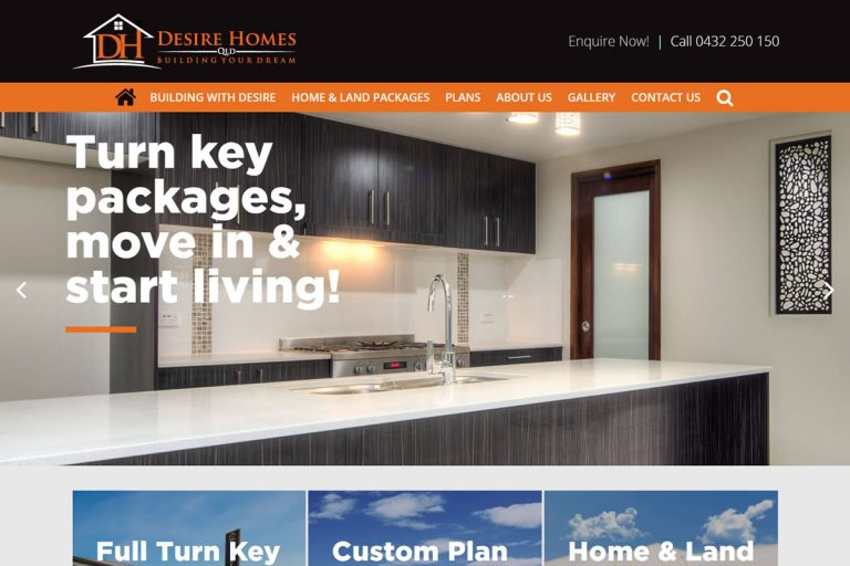 Desire Homes Queensland