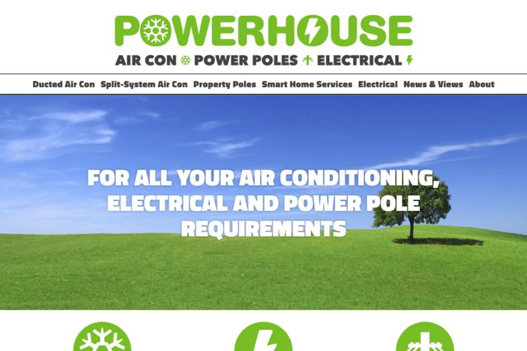 Powerhouse Air Con