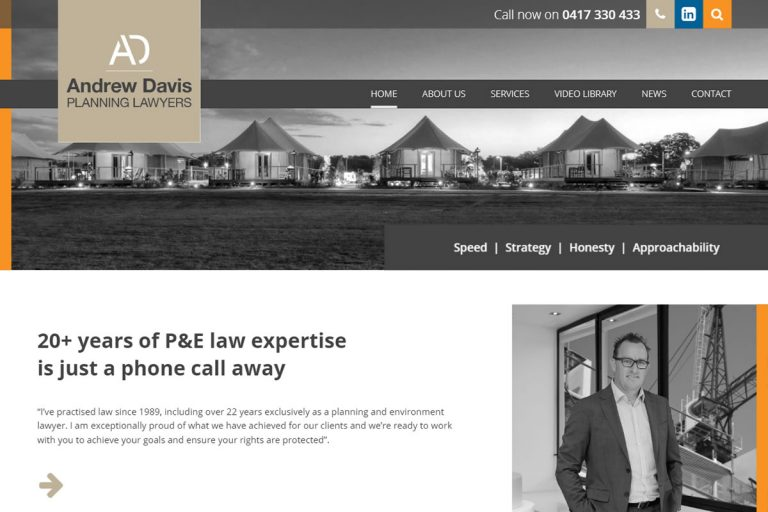 Andrew Davis Planning Lawyers